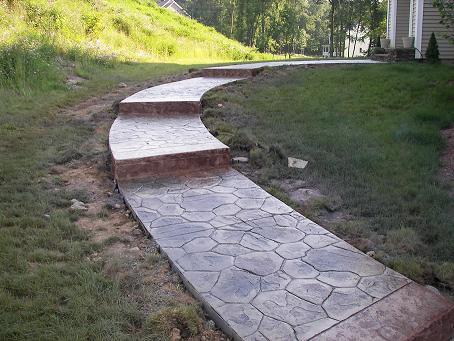 Construir camino de hormig n y piedra p gina 5 for Camino hormigon